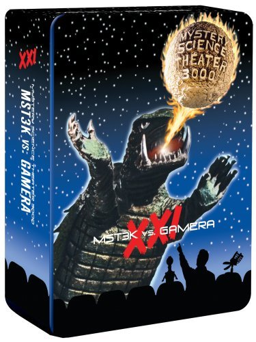 MST3K Vs. Gamera: Mystery Science Theater 3000, Vol. XXI [Deluxe Edition] by Shout! Factory