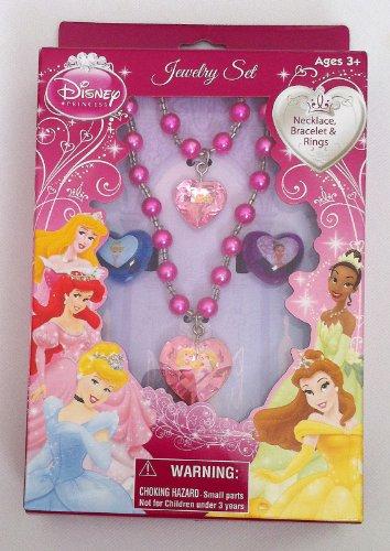 (Disney Princess Jewelry set/ rings /bracelet/necklace)