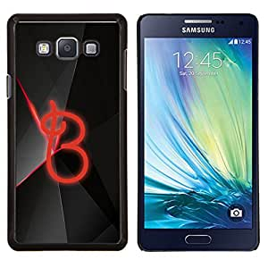 TECHCASE---Cubierta de la caja de protección para la piel dura ** Samsung Galaxy A7 ( A7000 ) ** --B