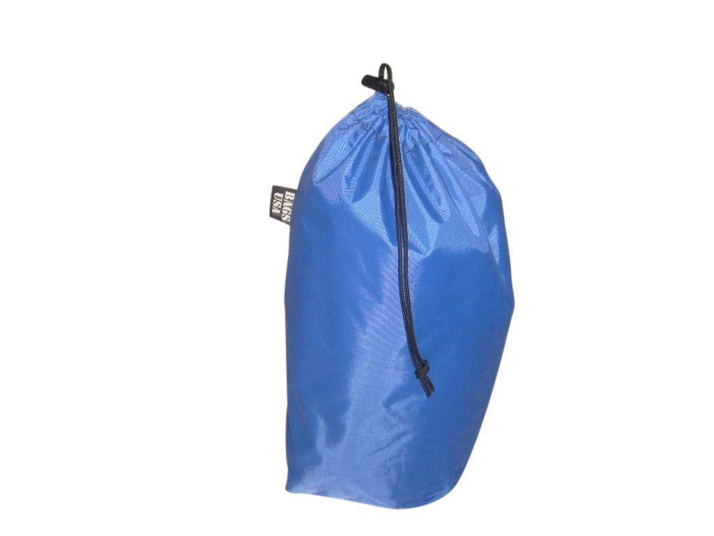 New Tiny Stuff Sacks Drawstring Nylon Bag Perfect for Camping Gadgets Made in USA by Unknown