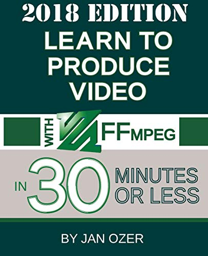 4 Best FFmpeg Books of All Time - BookAuthority