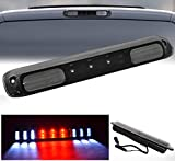3rd break light silverado - Rxmotor Chevy Silverado 3rd Brake Stop Led Light Roof Cargo Bed Assembly Kit Black