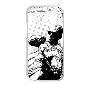 Boxing Pattern High Quality Custom Protective Phone Case Cove For HTC M8