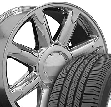 Amazon Com Wheels Tires Fit Gm Truck Suv Gmc Denali