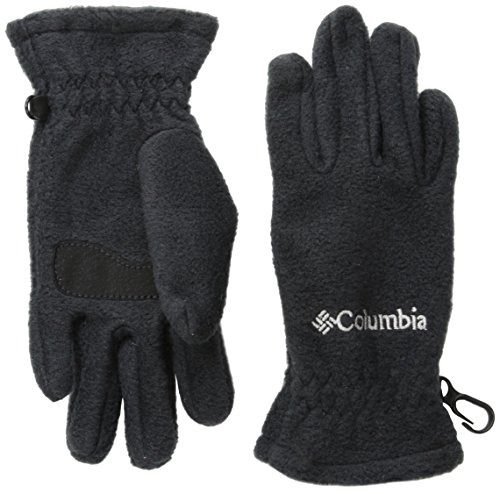 Columbia Unisex Thermarator(tm) Glove (Big Kids) Black LG