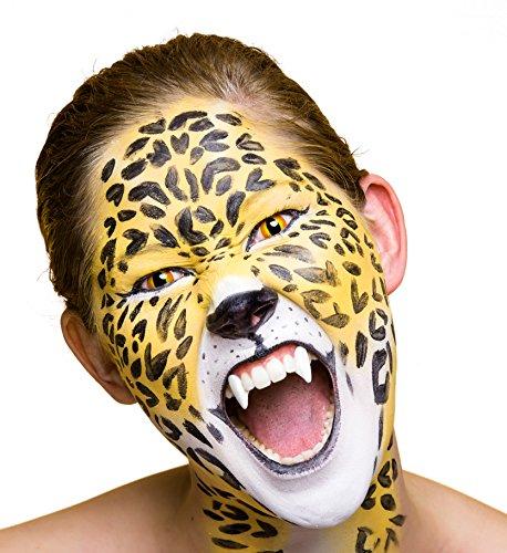 Kangaroo's Face Paint and Body Crayons