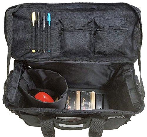 - EXPLORER Police Duty Range Bags Handguns Tactical Gear Shooting Accessories Large 1200 D Gun Bag Waterproof AR Magazine Holders Padded Pistol Cases Ammo Bag
