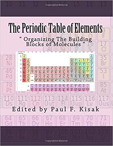 The periodic table of elements organizing the building blocks of the periodic table of elements organizing the building blocks of molecules 1st edition urtaz Choice Image
