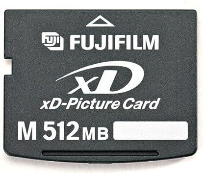 Fujifilm Xd Picture Card 512 Mb Flash 0 5 Gb Elektronik