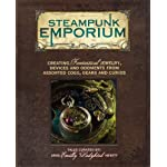 Steampunk Emporium: Creating Fantastical Jewelry, Devices and Oddments from Assorted Cogs, Gears and Curios 6