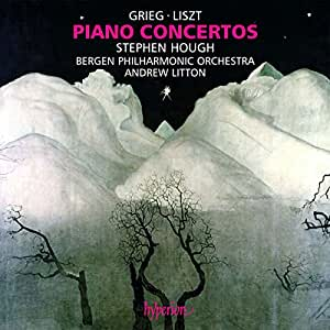 Grieg: Piano Concerto in A minor; Liszt: Piano Concertos Nos.1 & 2
