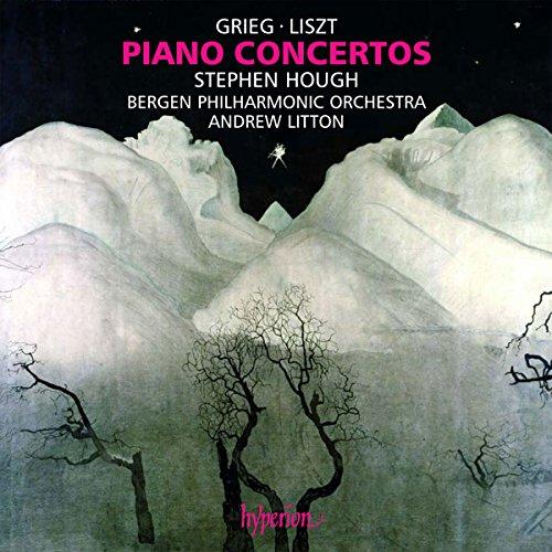 Grieg: Piano Concerto in A minor; Liszt: Piano Concertos Nos.1 & 2 (In Grieg Concerto Minor Piano A)