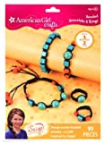 American Girl Crafts Beaded Bracelets and Rings Kit, 2013 Girl of The Year Saige, Baby & Kids Zone