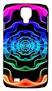 Generic 3D Abstract Smoke Psychedelic Color Spectrum Hard Case for Samsung Galaxy S4