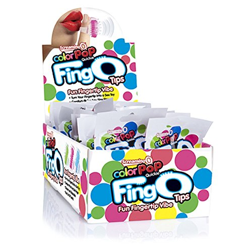 Colorpop Quickie Fingo Tips Pop Box - Assorted Colors - 18 Count by Sex Toys Online Store