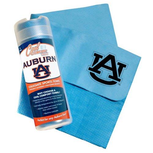 NCAA Auburn Tigers Cool Comfort PVA Towel