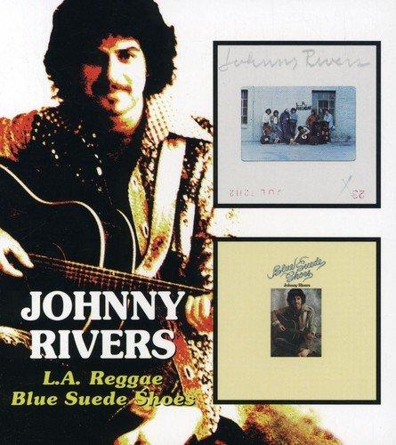 CD : Johnny Rivers - La Reggae: Blue Suede (United Kingdom - Import, 2PC)