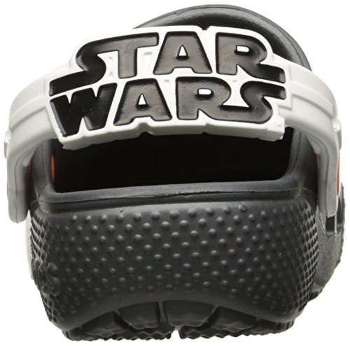 Pictures of Crocs Kids' Fun Lab Star Wars BB-8 Clog Graphite 8