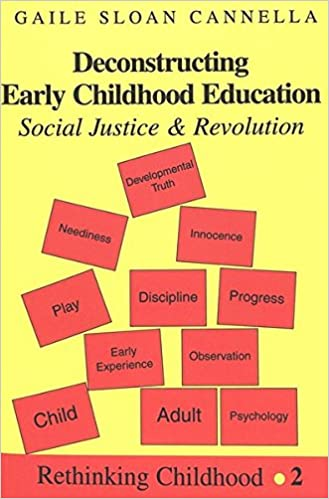 Deconstructing early childhood education social justice and deconstructing early childhood education social justice and revolution gaile s cannella 9780820434520 elementary education amazon canada malvernweather Image collections