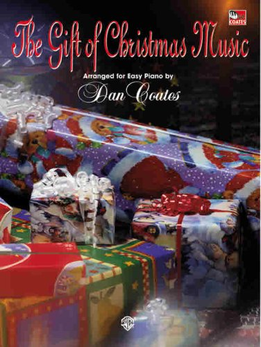the gift of christmas music easy piano