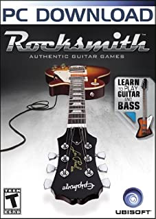 Rocksmith [Download] (B009GKT2W2) | Amazon price tracker / tracking, Amazon price history charts, Amazon price watches, Amazon price drop alerts