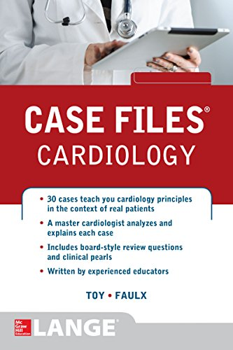 Case Files Cardiology (COMMUNICATIONS AND SIGNAL PROCESSING) Pdf