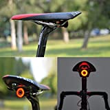 Famolay Smart Bike Tail Light USB Rechargeable