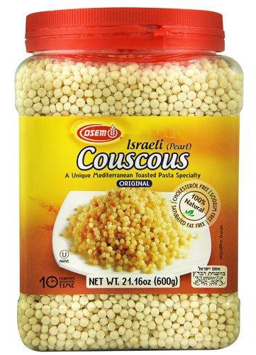 Osem Israeli Pearl Couscous Original -- 21.16 oz - 2 pc by Osem