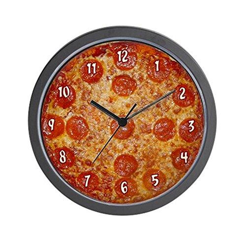- CafePress - Pepperoni Pizza Chronometer - Unique Decorative 10