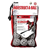 Franklin Sports MLB Indestruct-A-Ball Micro