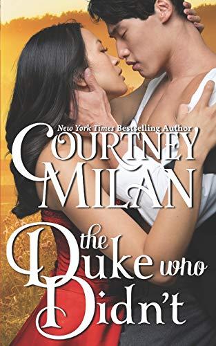 Book Cover: The Duke Who Didn't