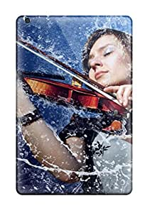 pc Shockproof/dirt-proof Violin Cover Case For Ipad(mini/mini 2)