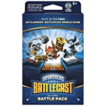 Skylanders Battlecast Trigger Happy/Hex/Smash Hit Battle Pack - 22 Cards
