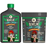 Lola Kit Rebelde Com Causa Shampoo + Mascara