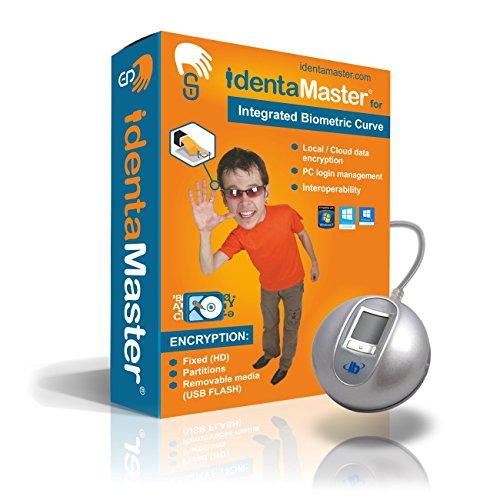 Integrated Biometric Fingerprint Reader - 3