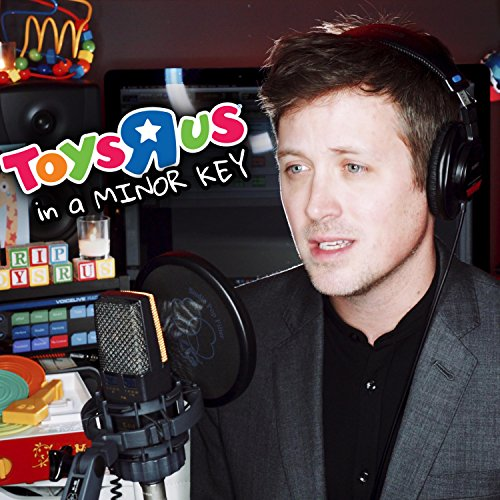 I'm a Toys 'R' Us Kid