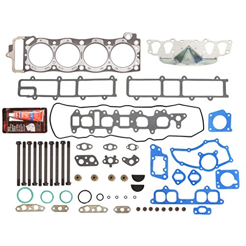 Pickup Cylinder Head Gasket - Evergreen HSHB2000 Cylinder Head Gasket Set Head Bolt