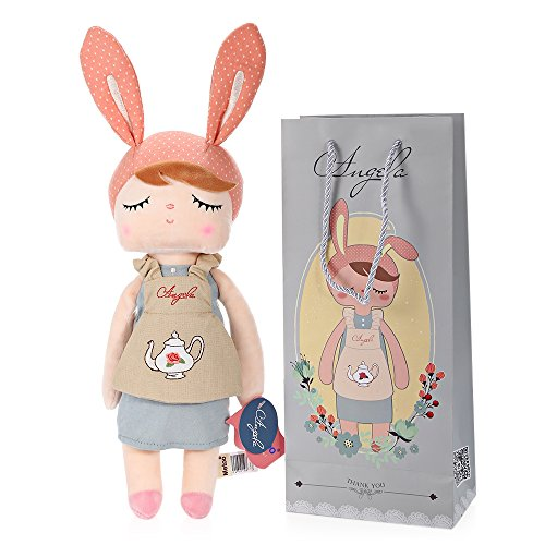 Angela Rabbit Dolls Bunny Baby Plush Toy Cute Lovely Stuffed Toys Kids Girls Birthday/Christmas Gift