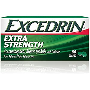 Excedrin Extra Strength Gel Tablets