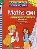 Cahier du jour/cahier du soir mathematiques cm 1