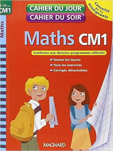Amazon Fr Maths Cm1 Magnard Livres