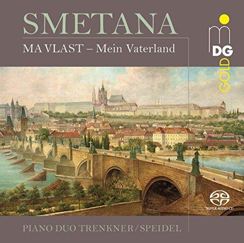 Smetana: Ma Vlast (my Country) ()