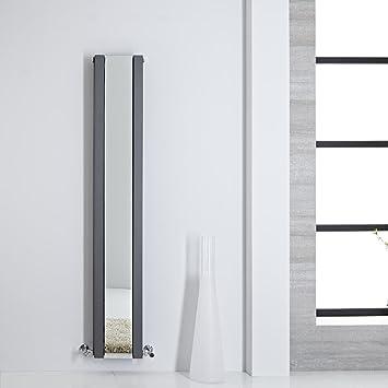 Hudson Reed Heizkörper Sloane - Vertikaler Design-Heizkörper ...