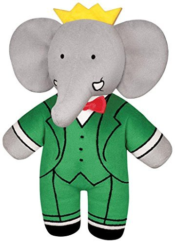YOTTOY Babar 9.25 Bean-Filled Soft Toy
