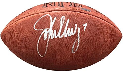 John Elway Steiner Signed Official Pro NFL Football