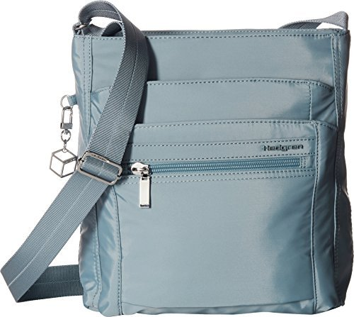 Purse Body Cross Bagg (Hedgren Inner City-RFID Orva Shoulder Bag (Citadel Blue))