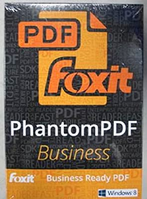 Foxit Phantom PDF Business