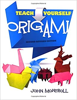 teach yourself origami second revised edition dover origami papercraft