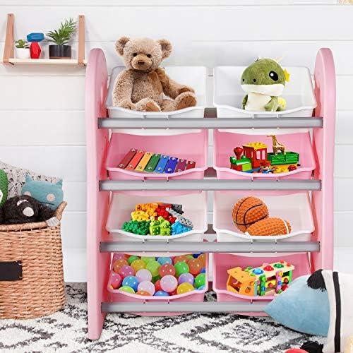 POTBY Kids Toy Storage Organizer