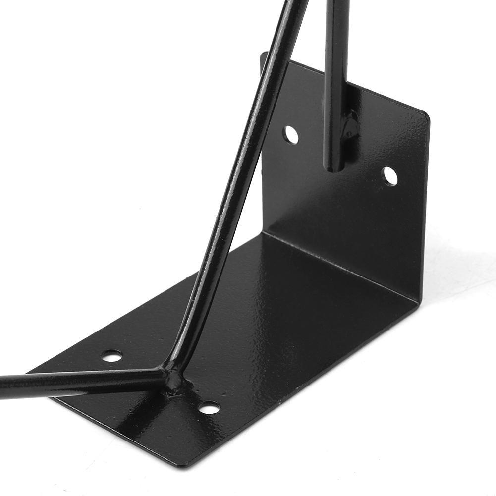 robustes Design Stahl Schwerkraft Feed Paint Spr/ühpistole St/änder Halter Spr/ühst/änder mit abnehmbarem Siebhalter Feed Paint Spr/ühst/änder leichtes